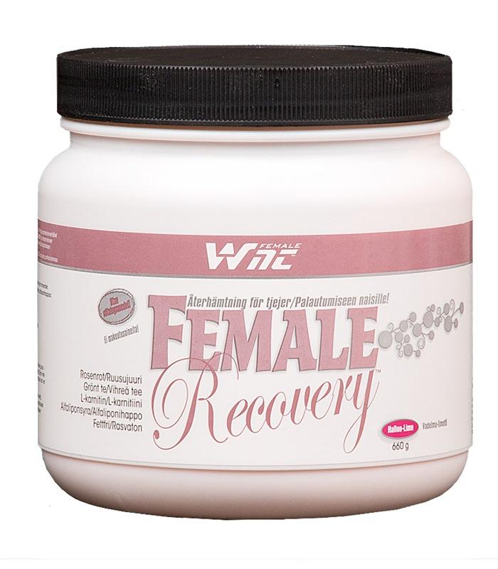 proteinpulver kvinna